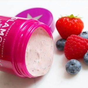GLAMGLOW Berry Glow Probiotic Recovery Mask
